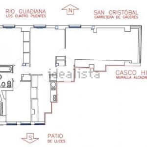 Venta de piso en Avd. Santa Marina, Ref:108