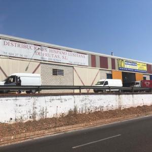 Alquiler nave en Polígono Industrial El Nevero,Ref: 145